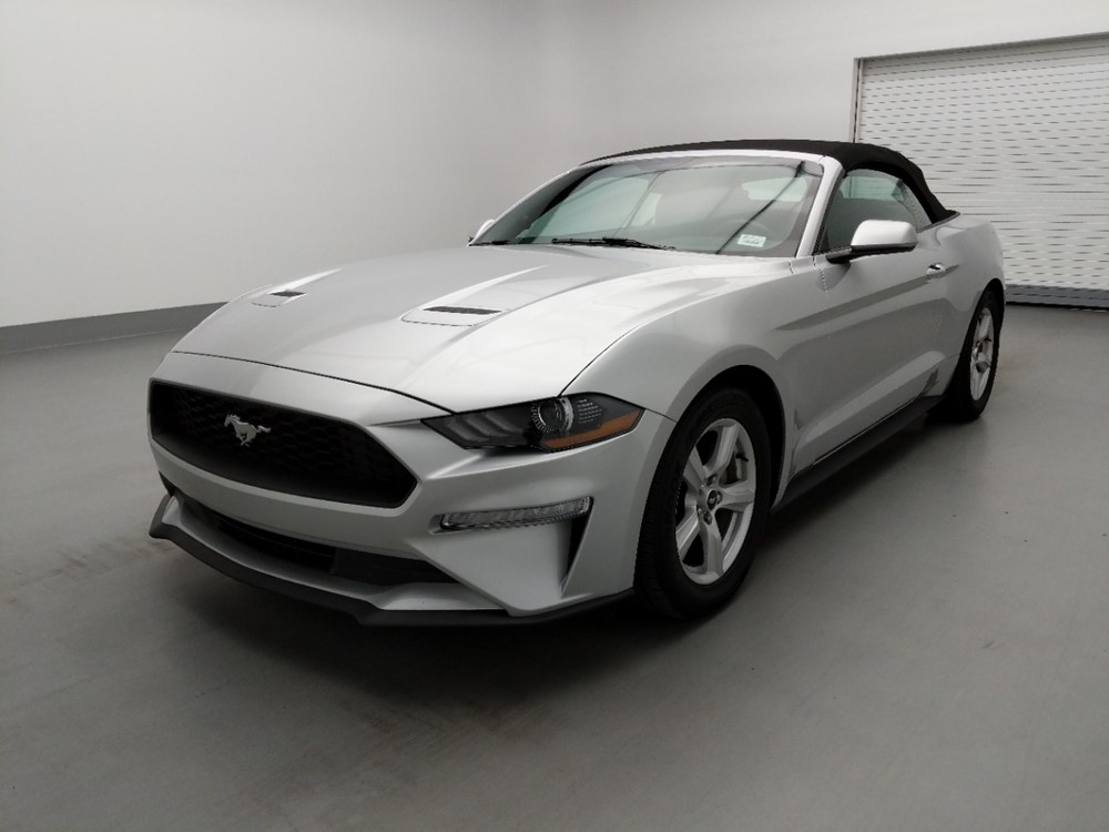 Used 2019 Ford Mustang Driver Front Bumper