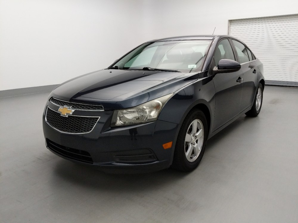 Used 2014 Chevrolet Cruze Driver Front Bumper