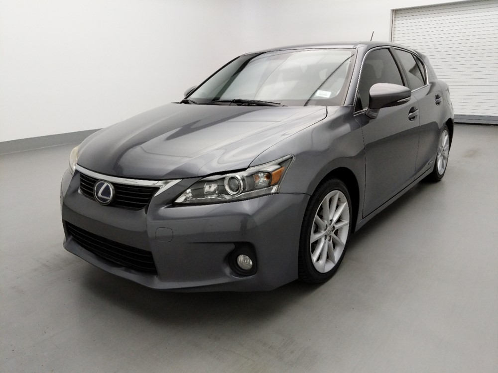 Used 2013 Lexus CT 200h Driver Front Bumper