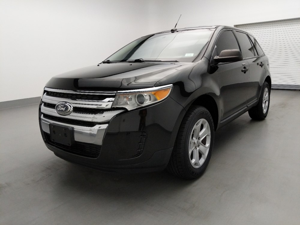 Used 2011 Ford Edge Driver Front Bumper