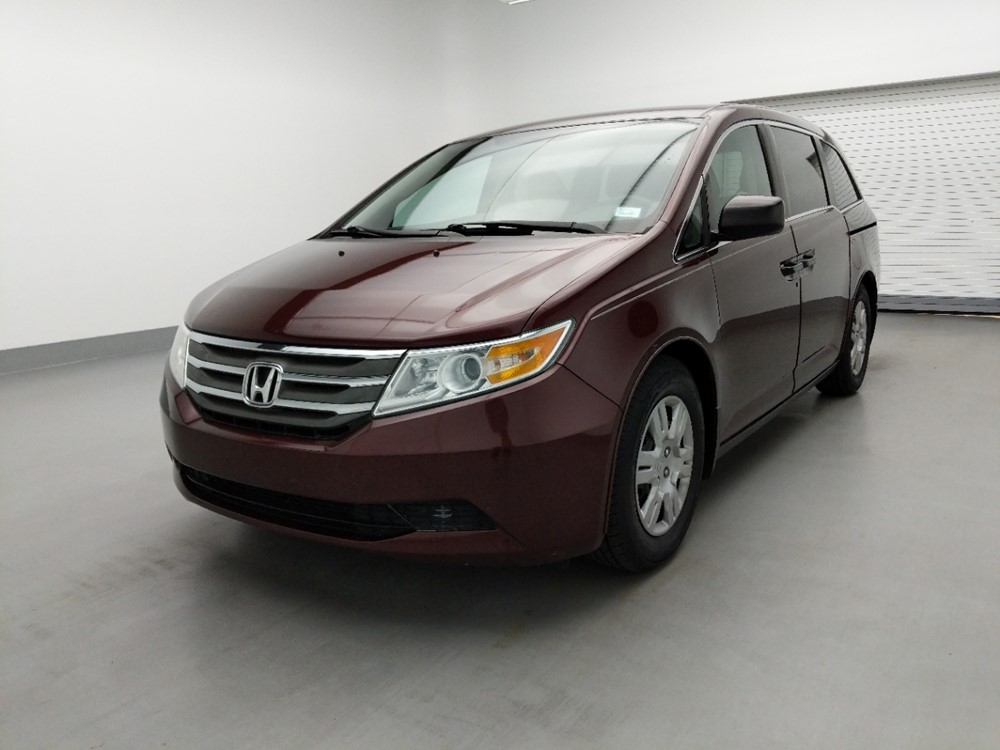 Used 2013 Honda Odyssey Driver Front Bumper