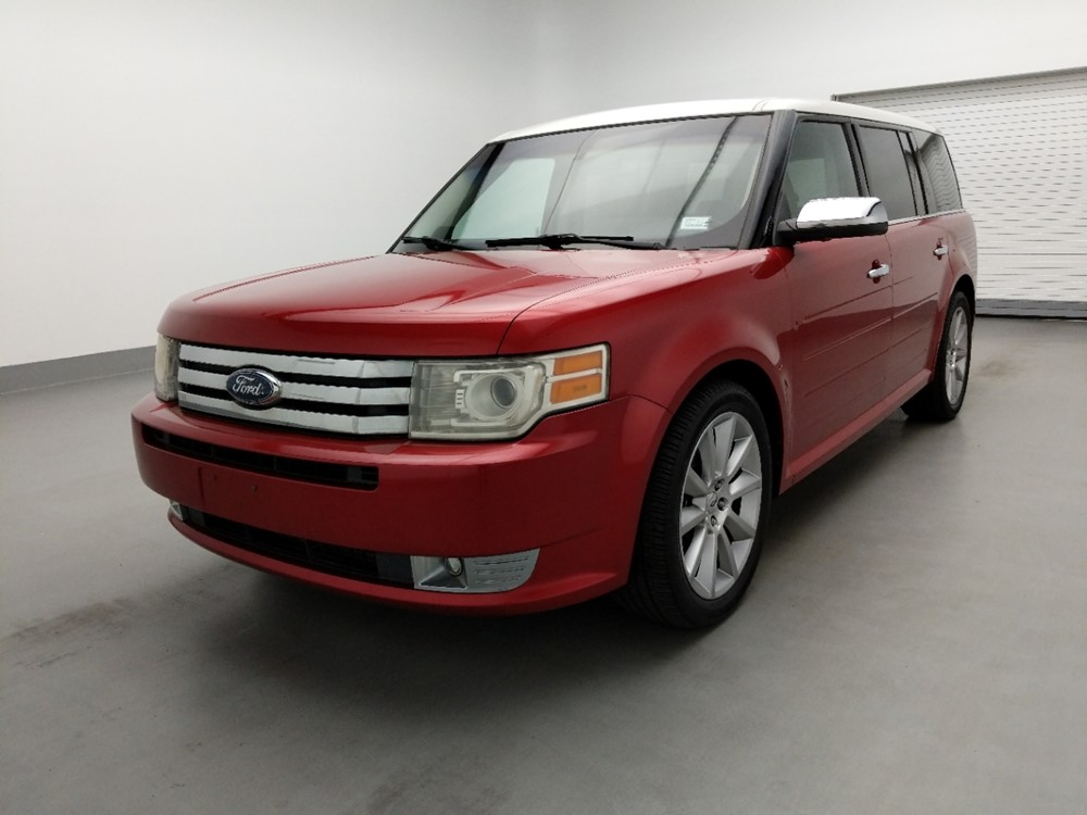 Used 2010 Ford Flex Driver Front Bumper