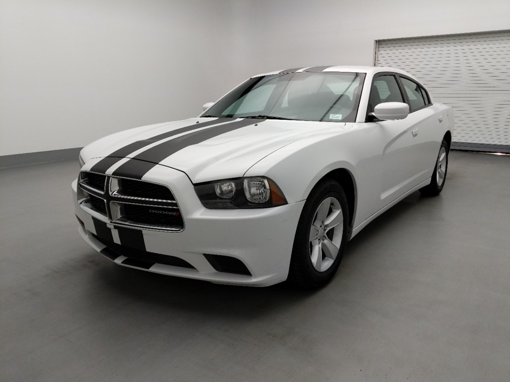 Used 2013 Dodge Charger Driver Front Bumper