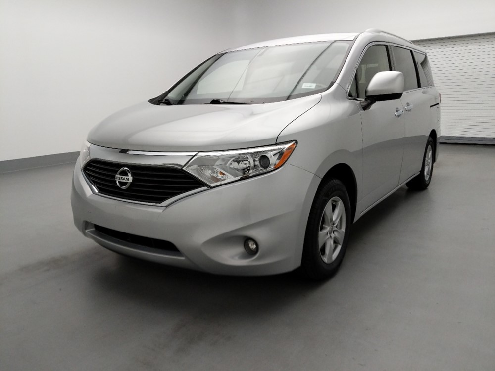 Used 2017 Nissan Quest Driver Front Bumper