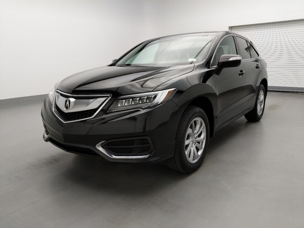 Used 2018 Acura RDX Driver Front Bumper