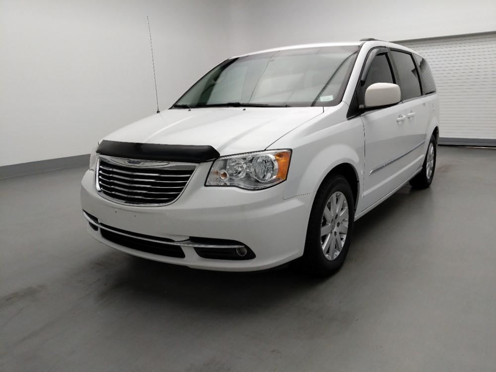 Used 2016 Chrysler Town and Country Driver Front Bumper