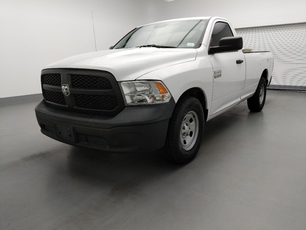 Used 2016 Dodge Ram 1500 Driver Front Bumper