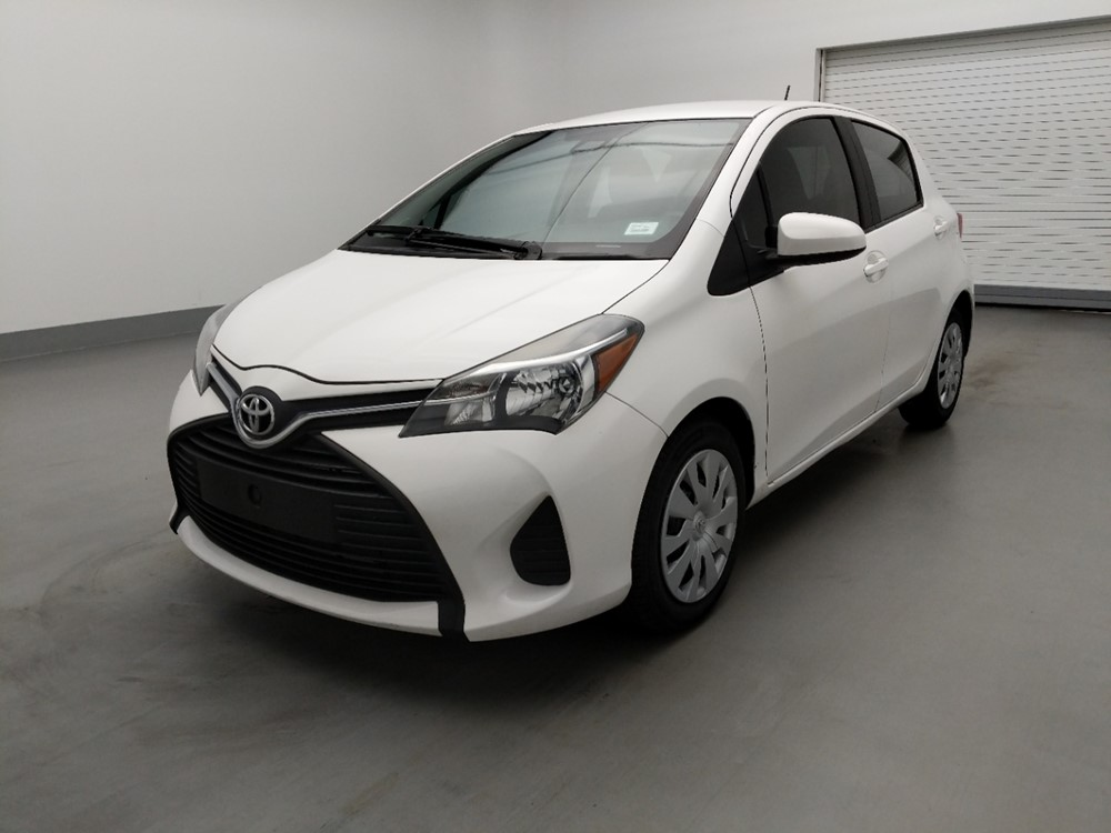 Used 2017 Toyota Yaris Driver Front Bumper