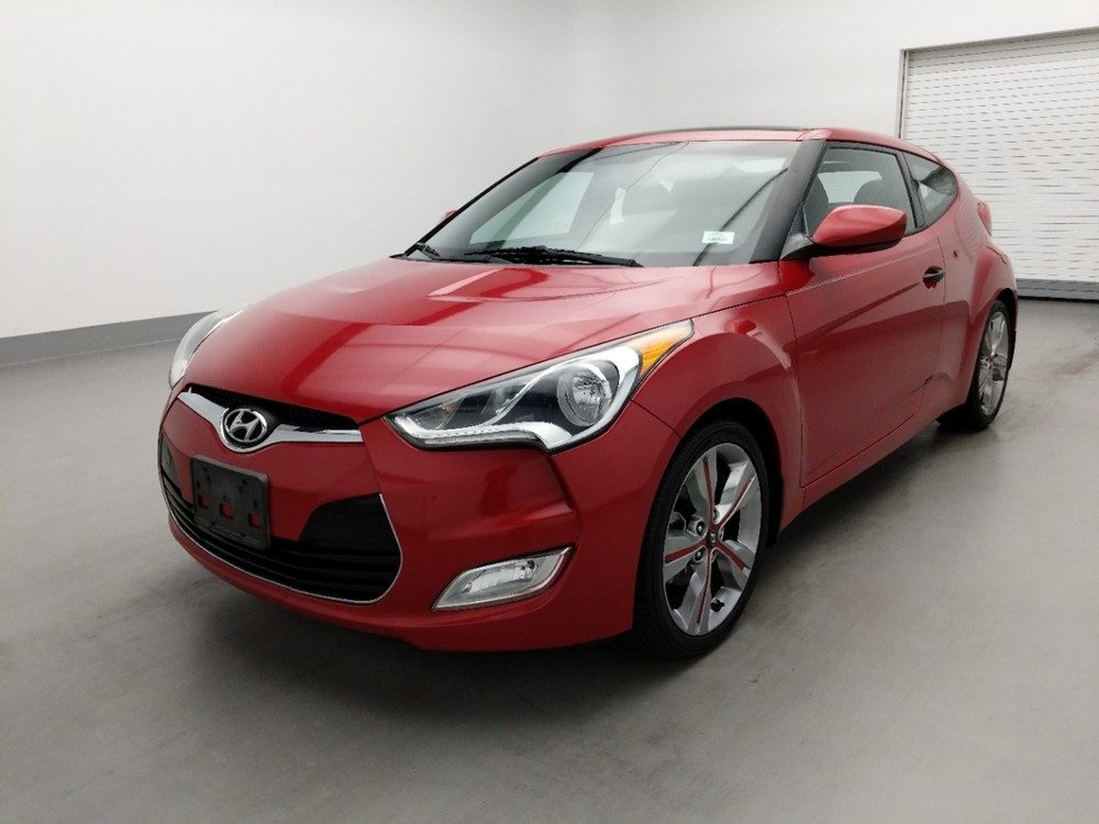 Used 2016 Hyundai Veloster Driver Front Bumper