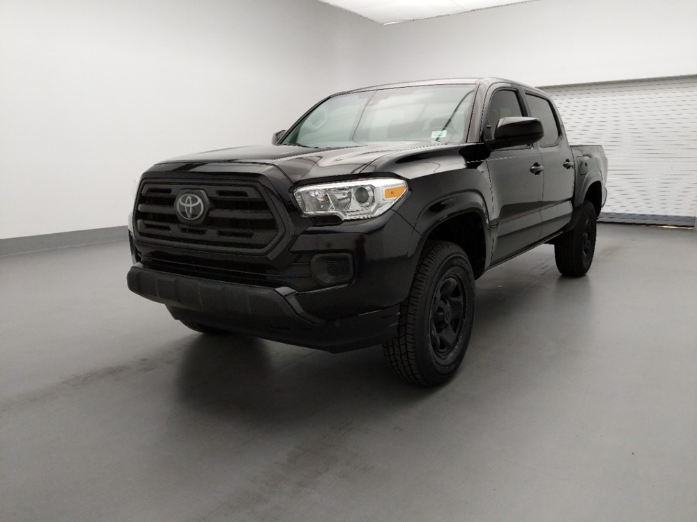 Used 2019 Toyota Tacoma Driver Front Bumper