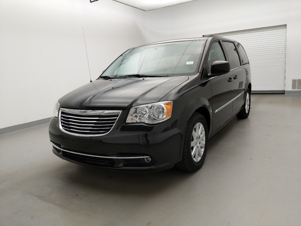 Used 2015 Chrysler Town and Country Driver Front Bumper