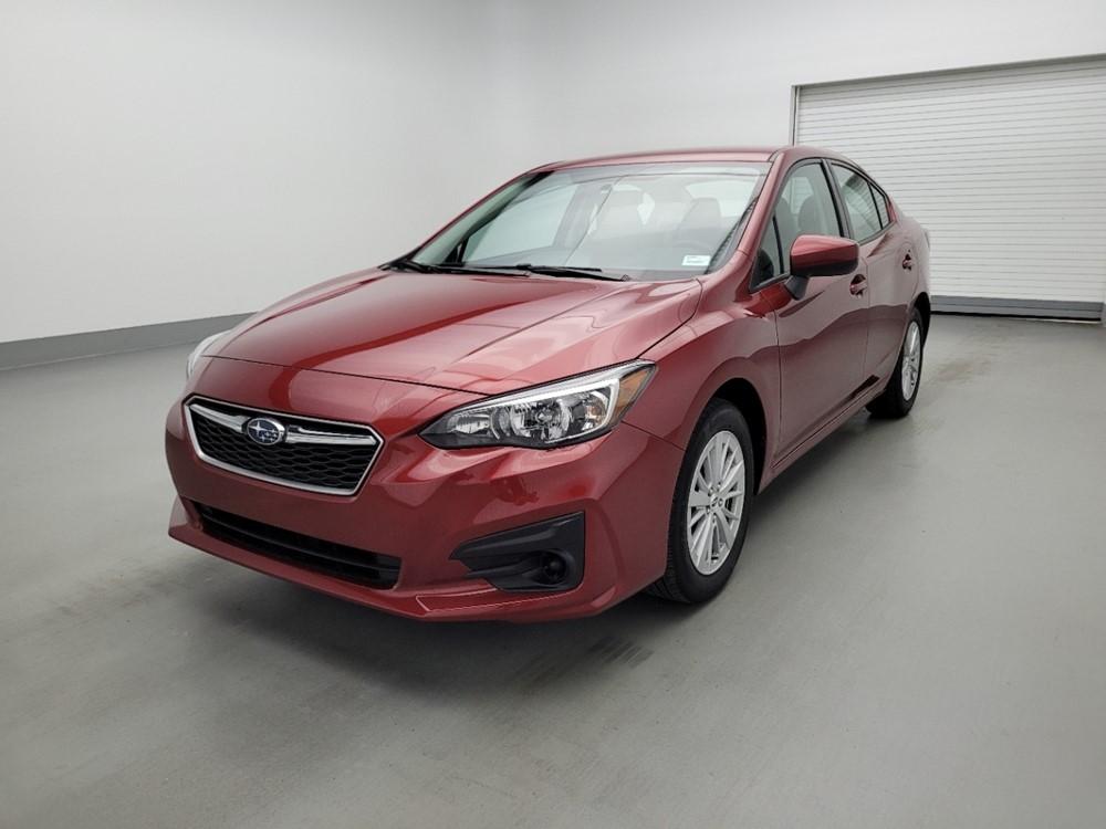 Used 2018 Subaru Impreza Driver Front Bumper