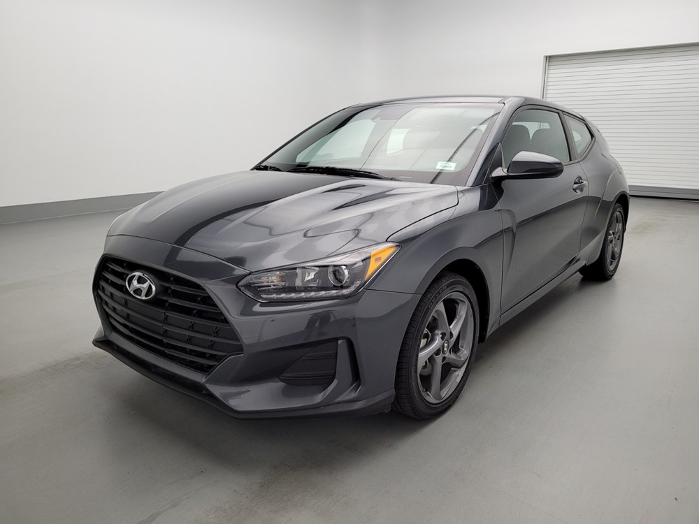 Used 2019 Hyundai Veloster Driver Front Bumper
