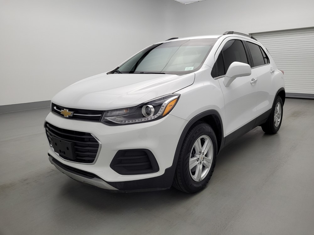 Used 2019 Chevrolet Trax Driver Front Bumper