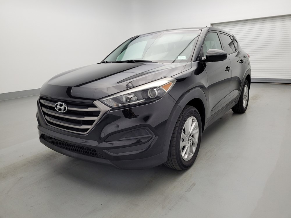 Used 2016 Hyundai Tucson Driver Front Bumper