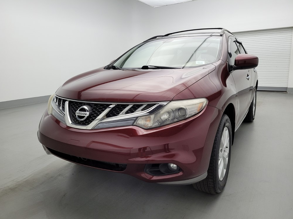 Used 2012 Nissan Murano Driver Front Bumper