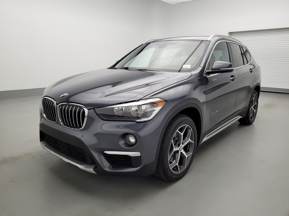 Used 2018 BMW X1 Driver Front Bumper