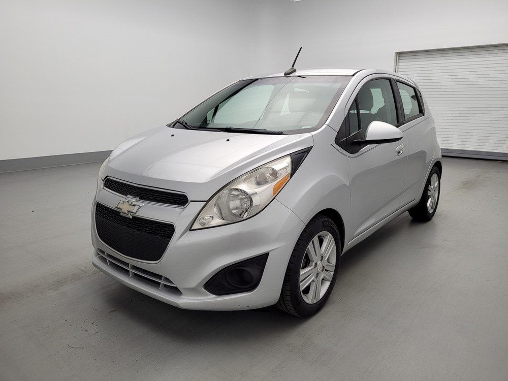 Used 2014 Chevrolet Spark Driver Front Bumper