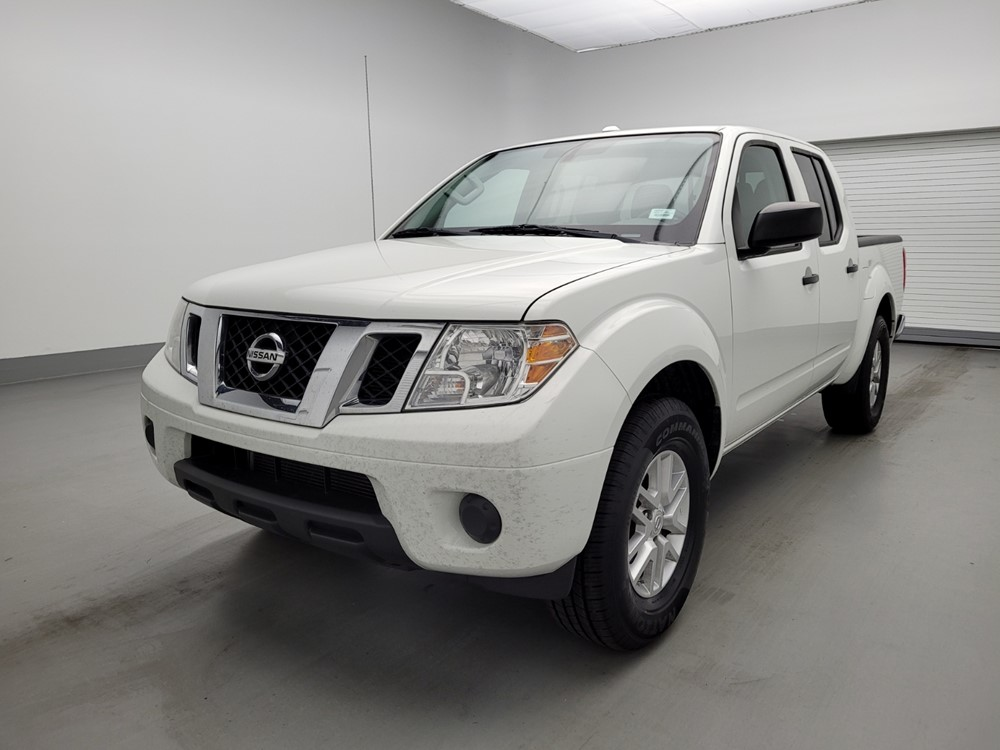 Used 2018 Nissan Frontier Driver Front Bumper