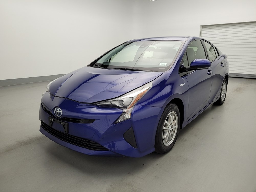 Used 2018 Toyota Prius Driver Front Bumper