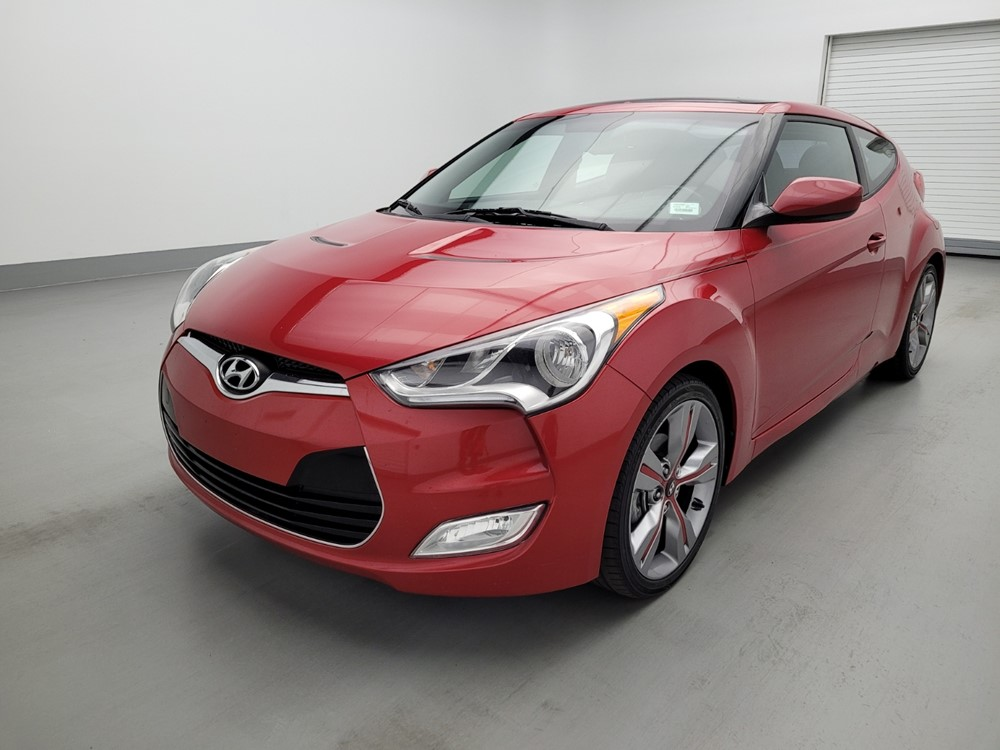 Used 2013 Hyundai Veloster Driver Front Bumper