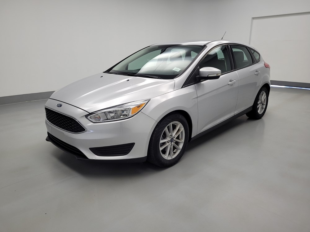 Used 2017 Ford Focus Driver Front Bumper
