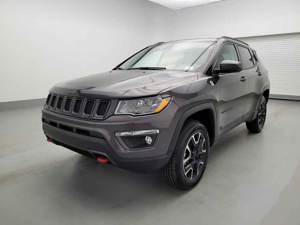 Used 2020 Jeep Compass Driver Front Bumper