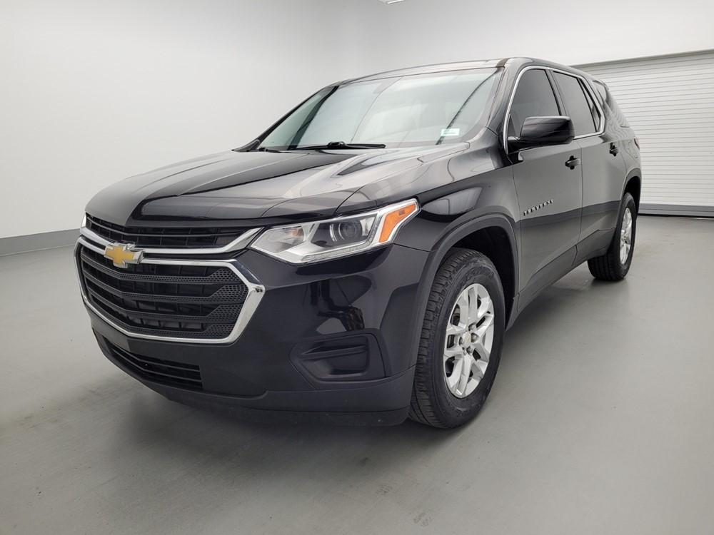 Used 2018 Chevrolet Traverse Driver Front Bumper