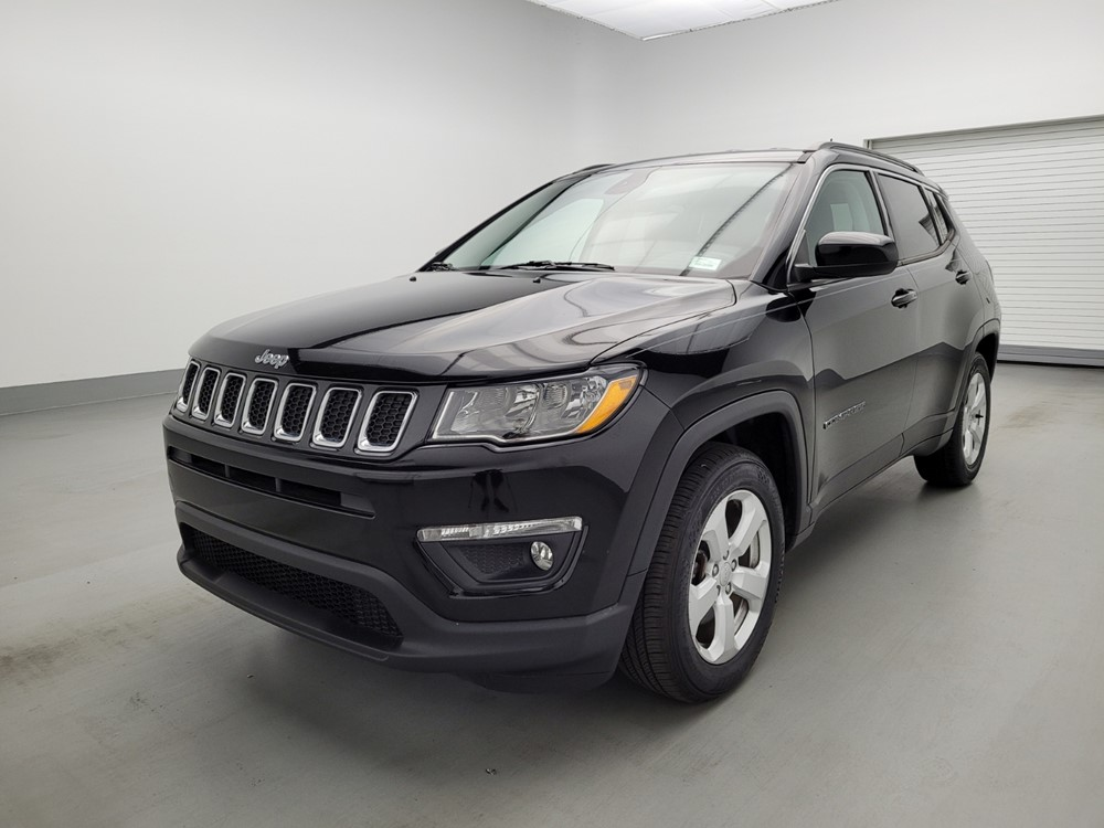 Used 2018 Jeep Compass Driver Front Bumper