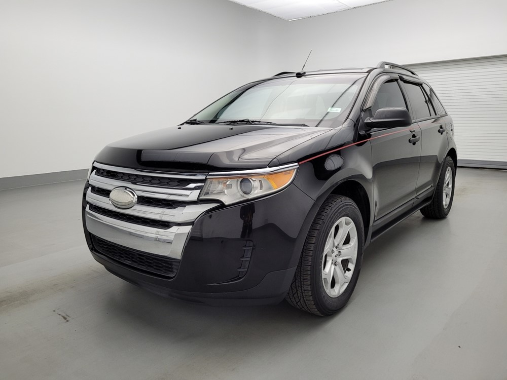 Used 2012 Ford Edge Driver Front Bumper