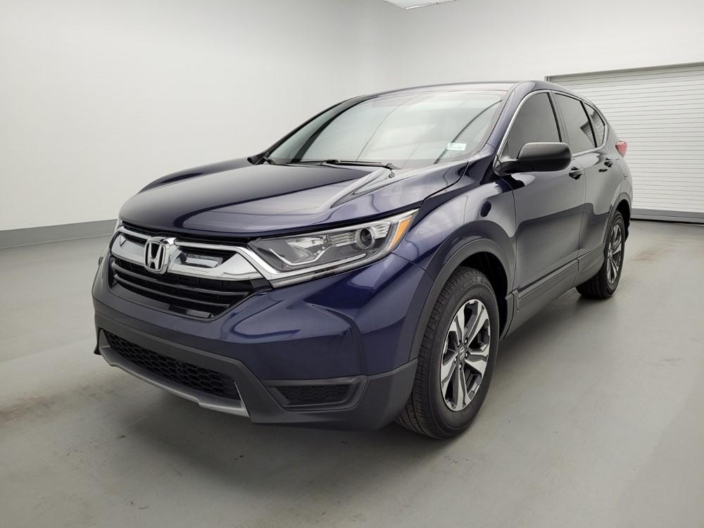 Used 2019 Honda CR-V Driver Front Bumper