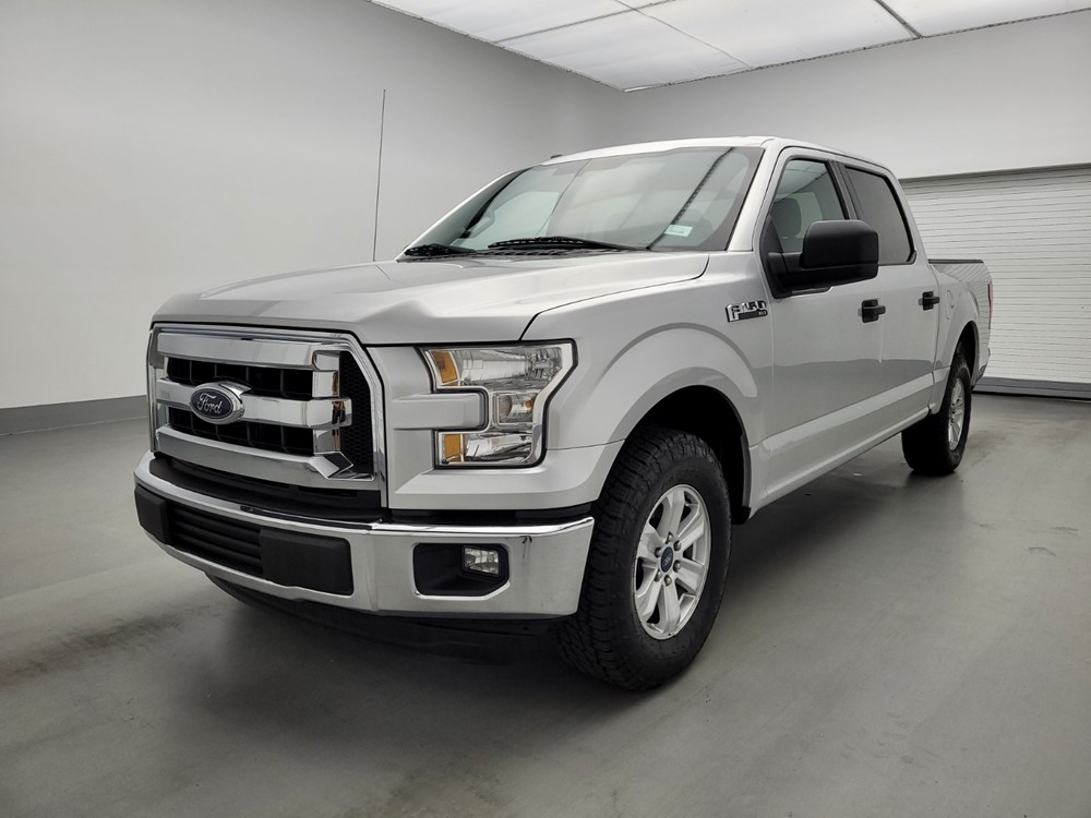 Used 2016 Ford F-150 Driver Front Bumper