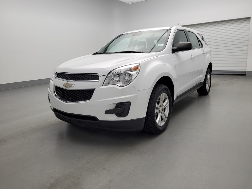 Used 2012 Chevrolet Equinox Driver Front Bumper