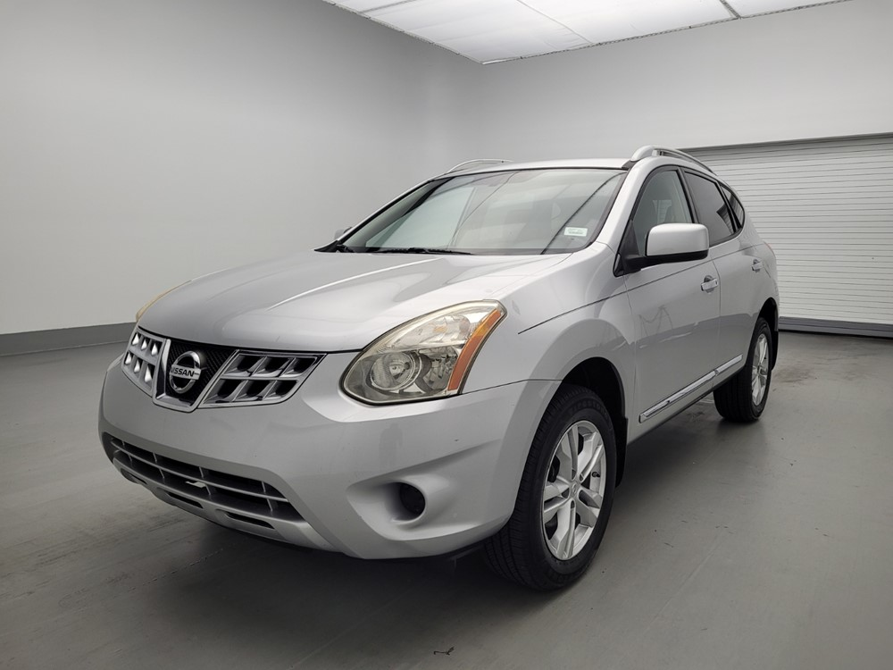Used 2013 Nissan Rogue Driver Front Bumper