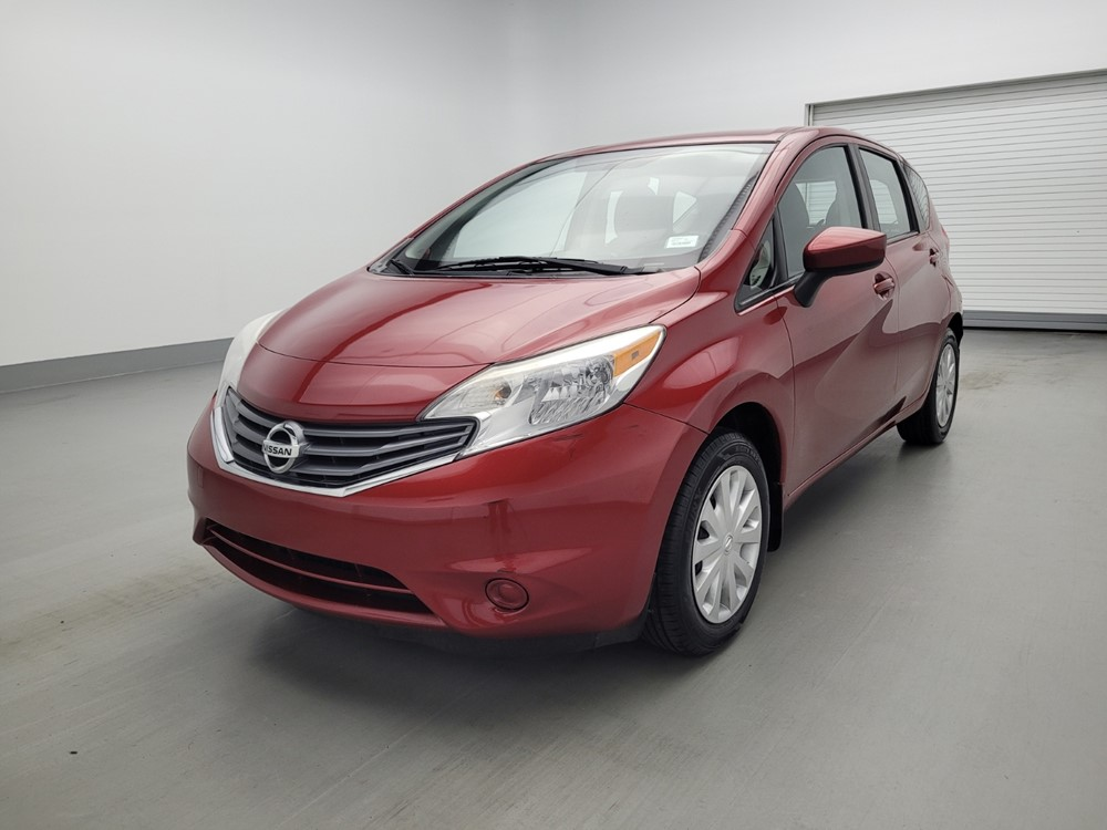 Used 2015 Nissan Versa Driver Front Bumper