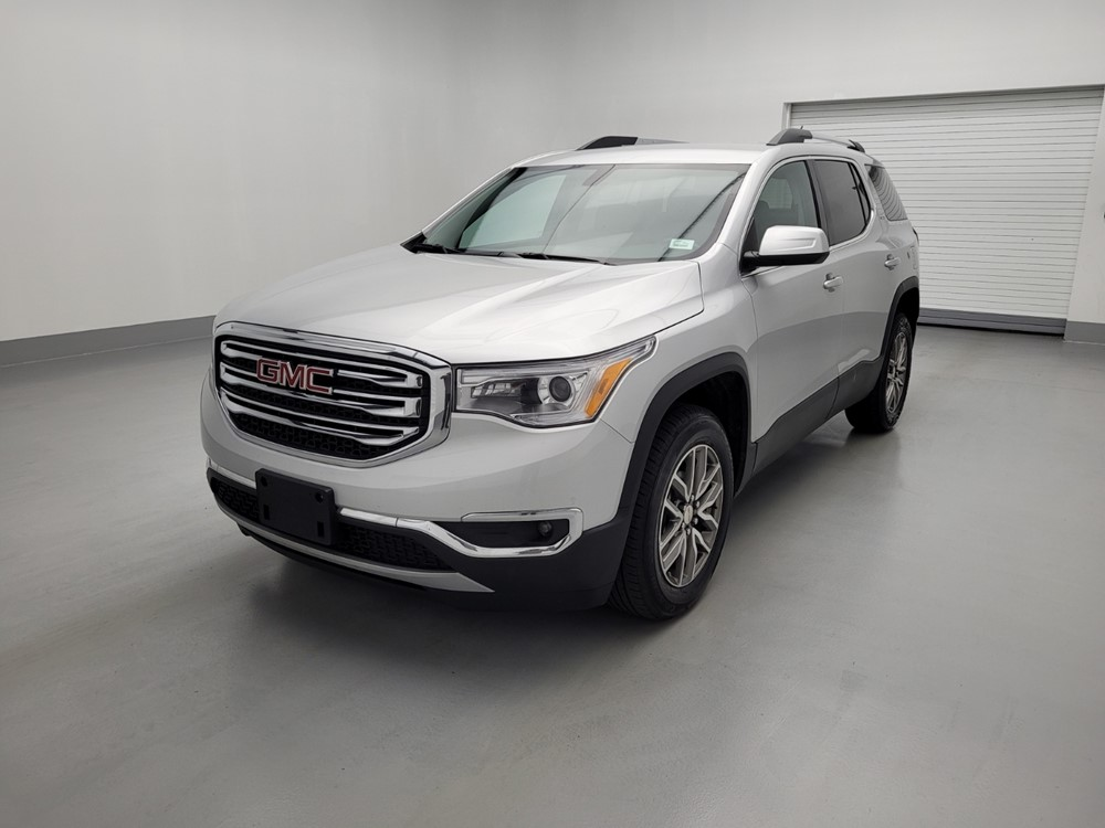 Used 2019 GMC Acadia Driver Front Bumper