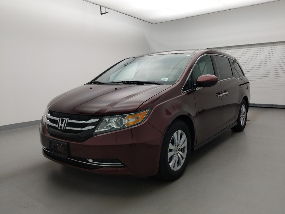 Used 2017 Honda Odyssey Driver Front Bumper