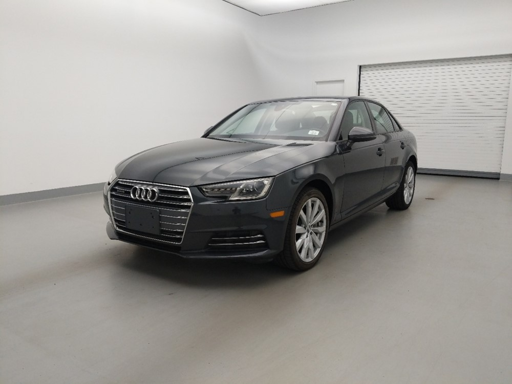 Used 2017 Audi A4 Driver Front Bumper