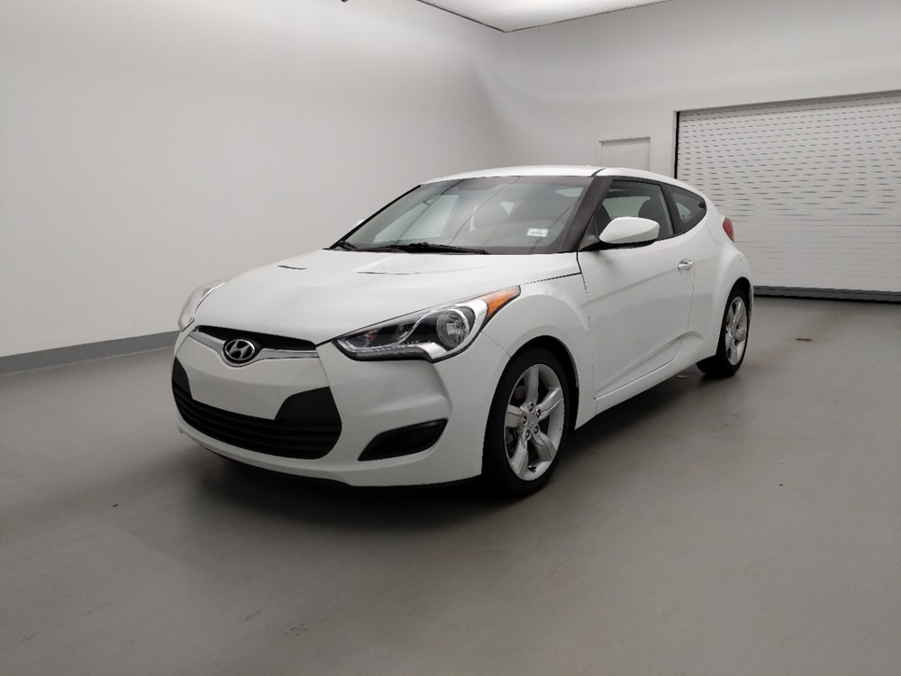 Used 2014 Hyundai Veloster Driver Front Bumper