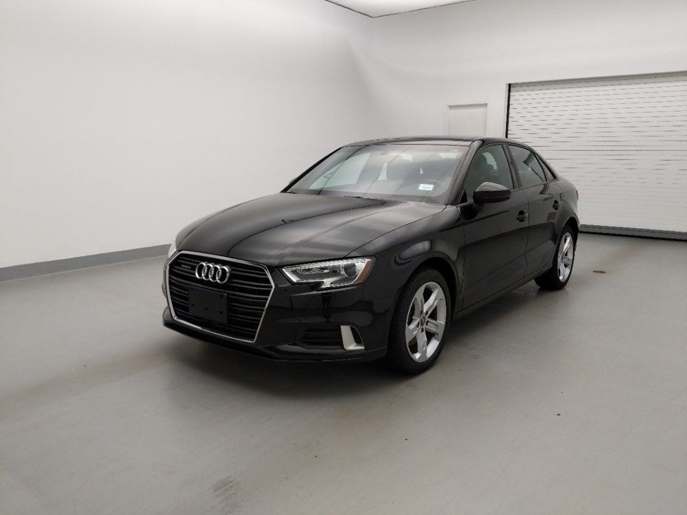 Used 2017 Audi A3 Driver Front Bumper