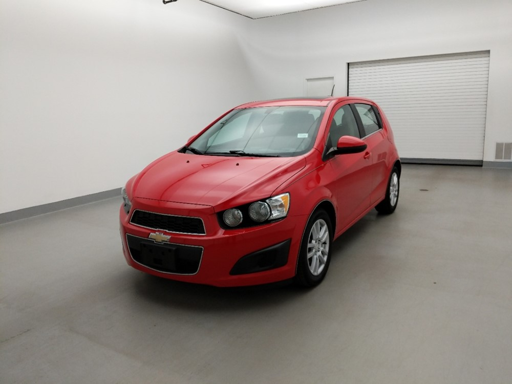 Used 2015 Chevrolet Sonic Driver Front Bumper