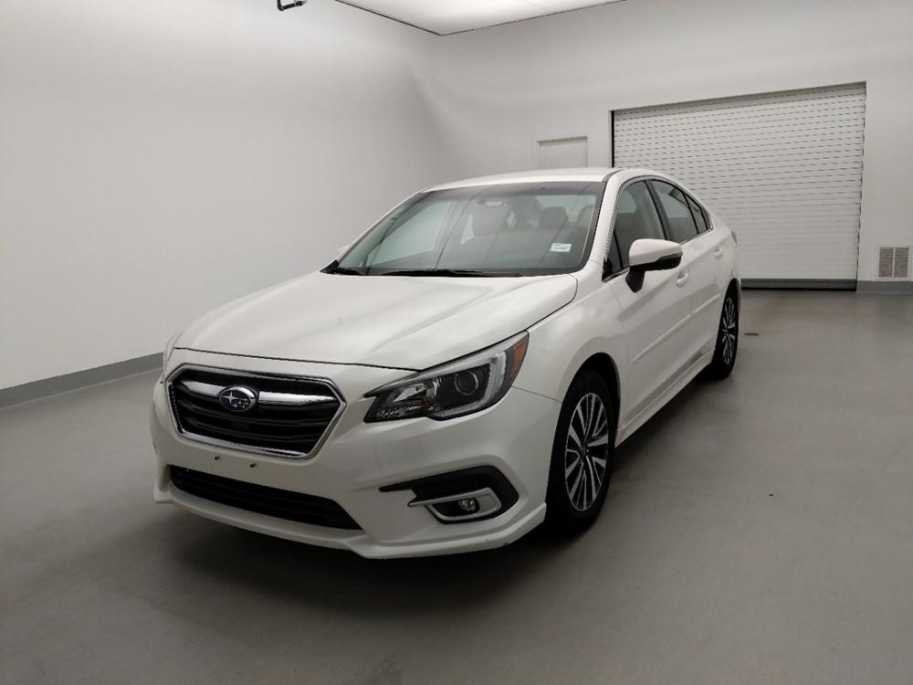 Used 2018 Subaru Legacy Driver Front Bumper