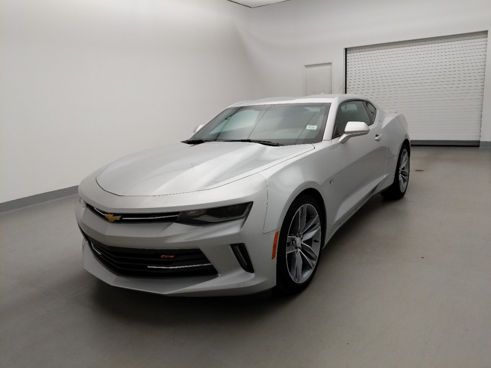 Used 2017 Chevrolet Camaro Driver Front Bumper