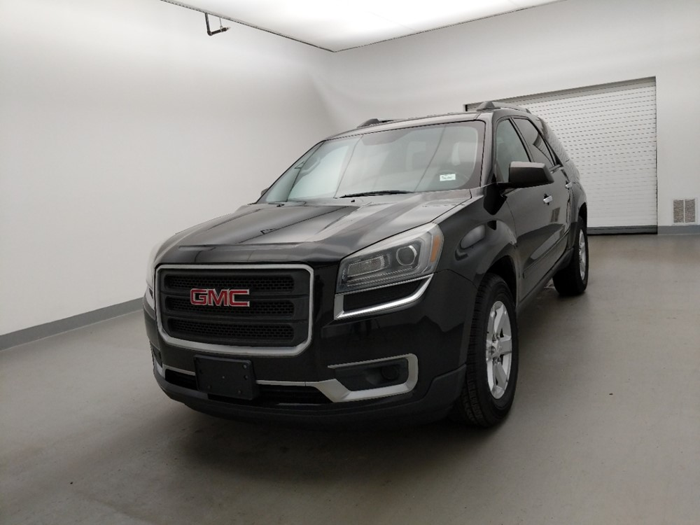 Used 2014 GMC Acadia Driver Front Bumper