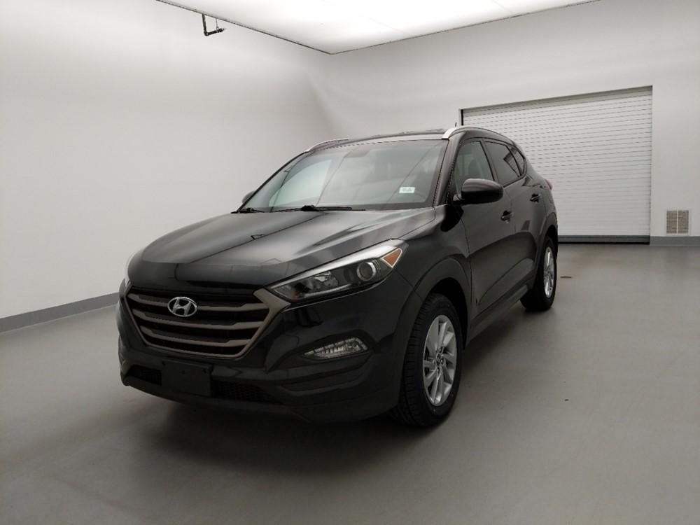 Used 2016 Hyundai Tucson Driver Front Bumper