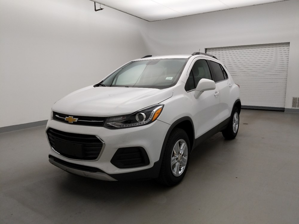 Used 2018 Chevrolet Trax Driver Front Bumper