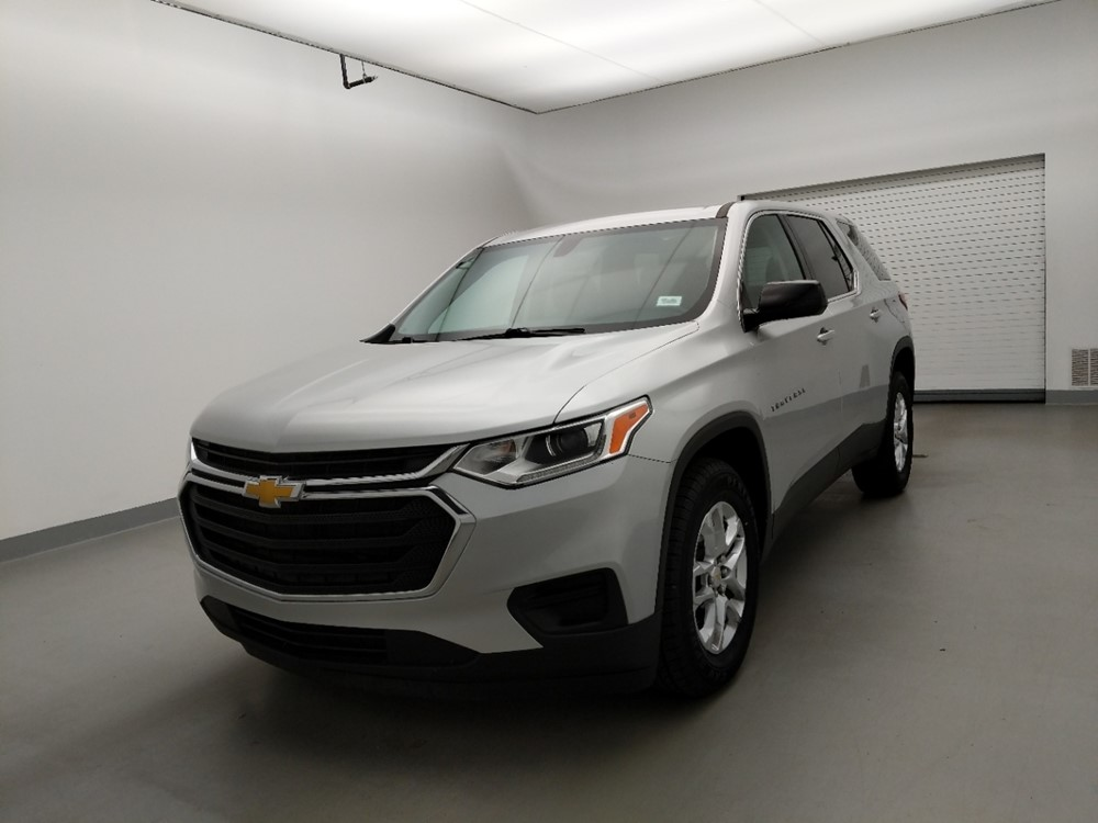 Used 2019 Chevrolet Traverse Driver Front Bumper