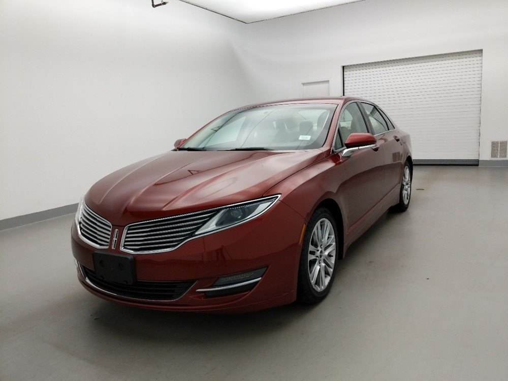 Used 2014 Lincoln MKZ Driver Front Bumper