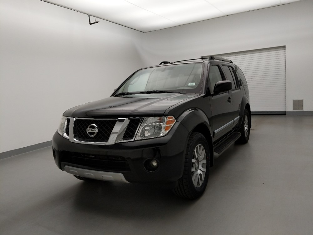 Used 2012 Nissan Pathfinder Driver Front Bumper