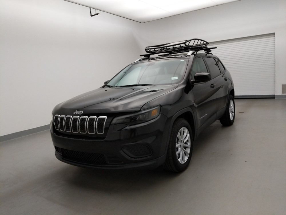 Used 2020 Jeep Cherokee Driver Front Bumper